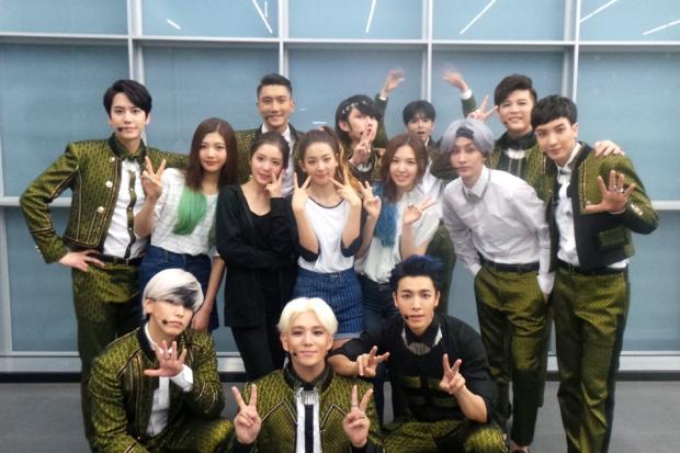 140903_SMTOWN_SBSInkigayo_Kyuhyun