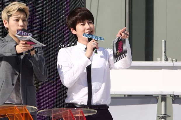 140906_Kyuhyun_MBC_Music_Core_secret