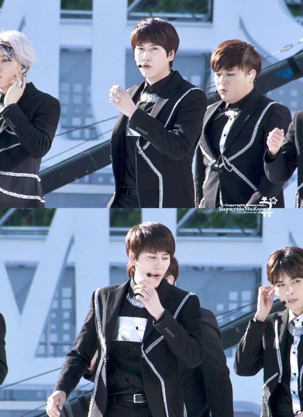 140906_Kyuhyun_MBC_Music_Core_SuperNaNaKyu