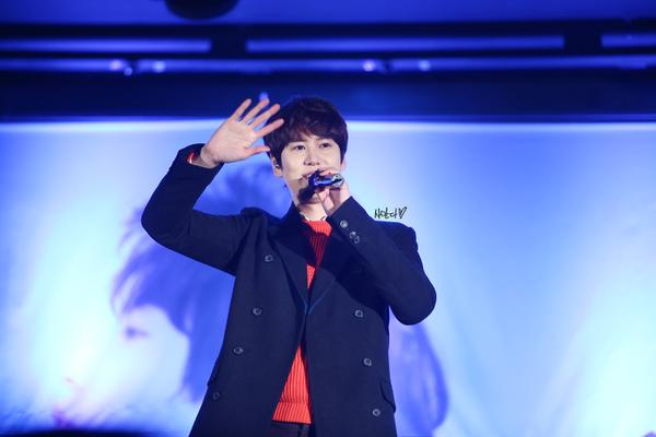141128_kyuhyun_surprise_mini_concert_coex_사만다 @sammy0827 (1)