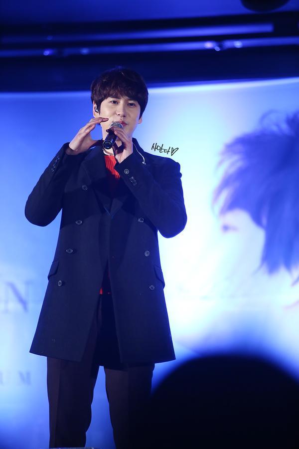 141128_kyuhyun_surprise_mini_concert_coex_사만다 @sammy0827