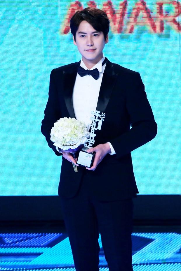 141229 MBC Ent Award Kyuhyun (2)