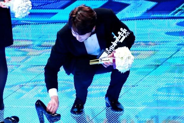 141229 MBC Ent Award Kyuhyun (4)
