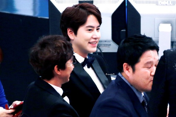 141229 MBC Ent Award Kyuhyun (5)