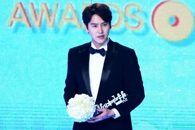 141229 MBC Ent Award Kyuhyun