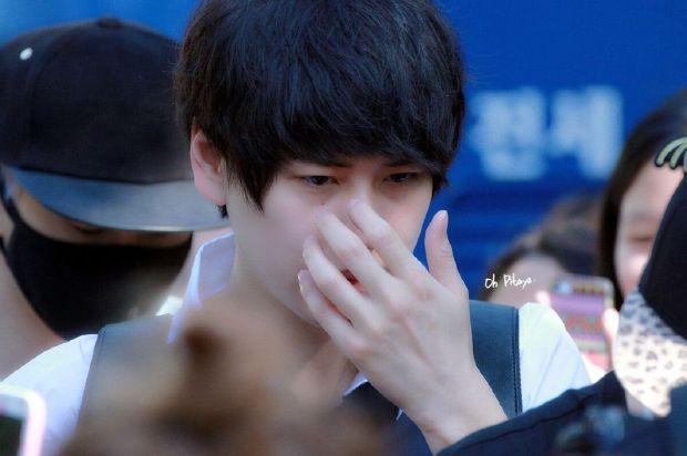 140829_KYUHYUN_KBS_MUSIC_BANK (2)