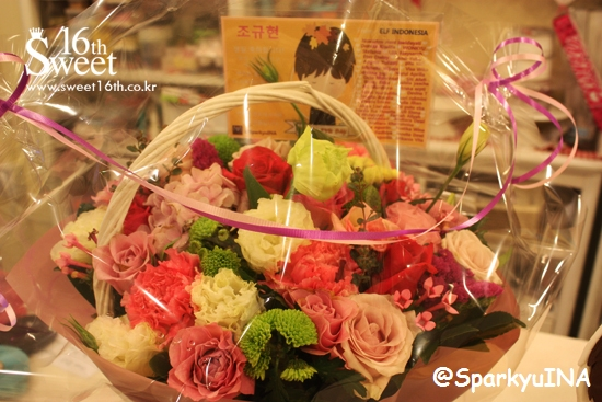 Flower For Kyu ^^