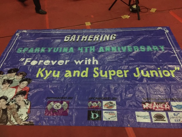 Big Banner Gathering