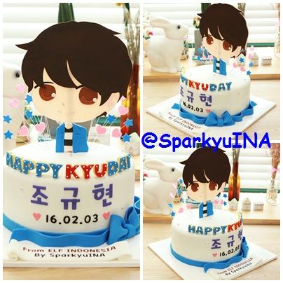 Cake for Kyu ^^