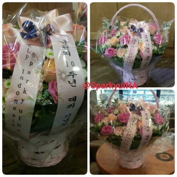 Flower Basket from ELF Indonesia ^^